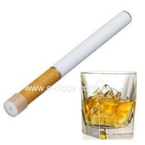 E-cigarette Trial Whisky