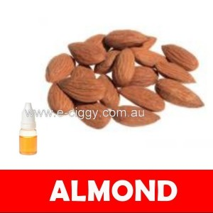 E-liquid Almond