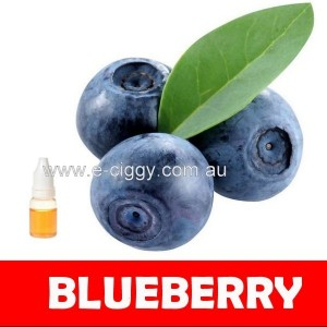 E-liquid Blueberry