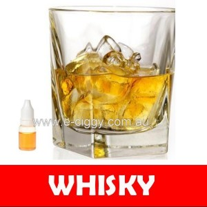 E-juice Whisky