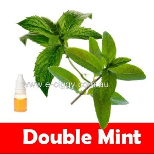 E-juice Double Mint