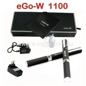 eGo-W 1100 E Cig Starter Kit