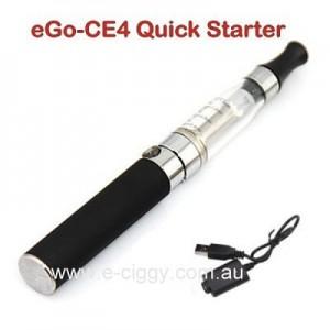 Quick E-Cig Starter Kit