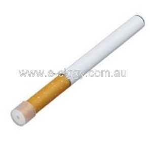 Electronic cigarettes without nicotine or tobacco