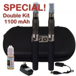 Black Leopard Kit Ego Cigarette