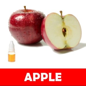 E-liquid Apple