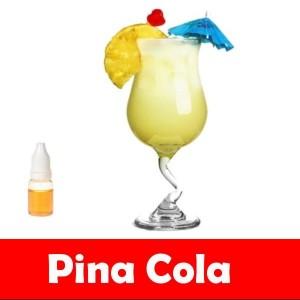 E-liquid Pina Cola
