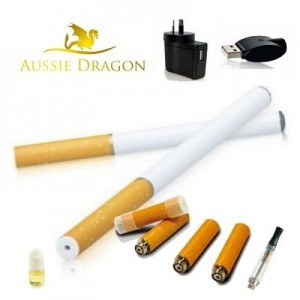 Aussie Dragon E cigarette Starter Kit