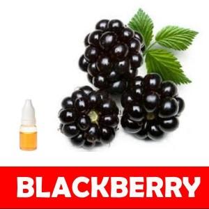 E-liquid blackberry