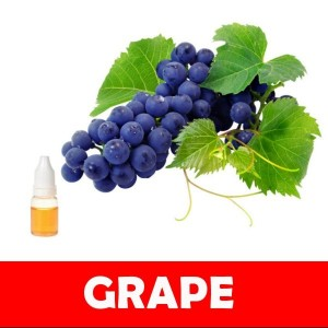 E-liquid grape