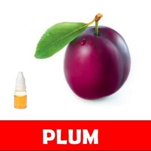 E-liquid plum