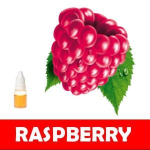 E-liquid raspberry