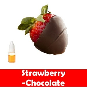 E-liquid Strawberry-Chocolate