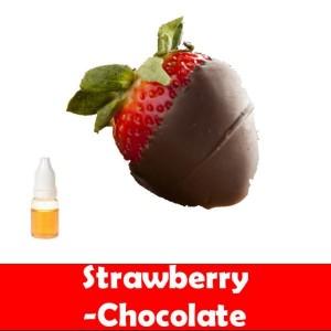 E-liquid Strawberry-Chocolate