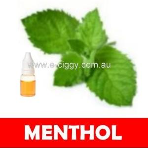 E-cigarette Menthol