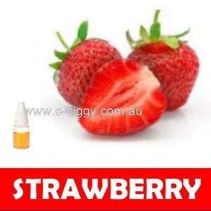 E Cigarette Strawberry