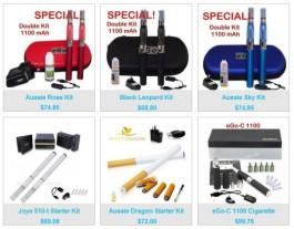 e-cig kits