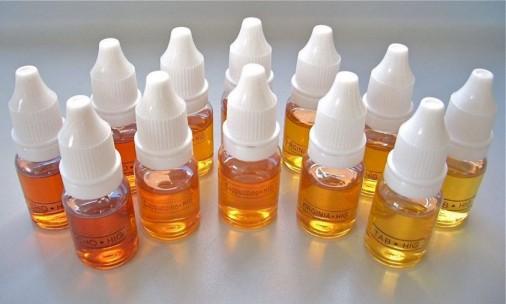 e-liquid flavours