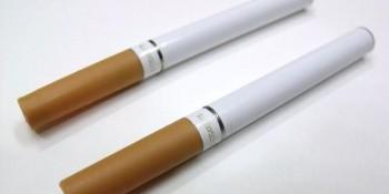 2 e-cigarettes
